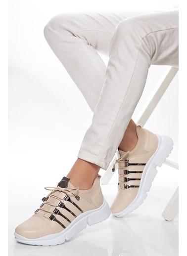 Derithy Sneakers Bej